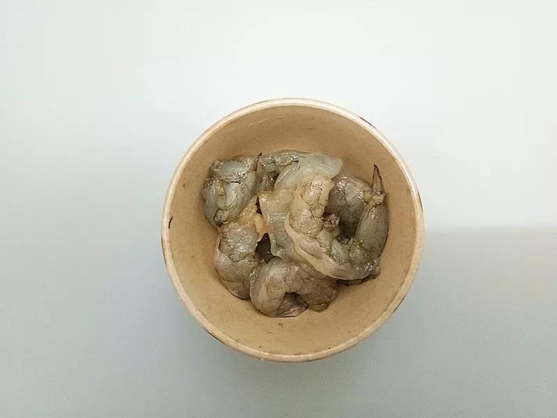 Cách làm đậu phụ hấp tôm trứng mềm mịn, ngọt thơm - 1