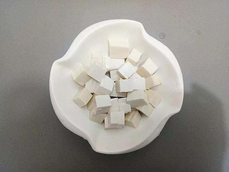 Cách làm đậu phụ hấp tôm trứng mềm mịn, ngọt thơm - 3
