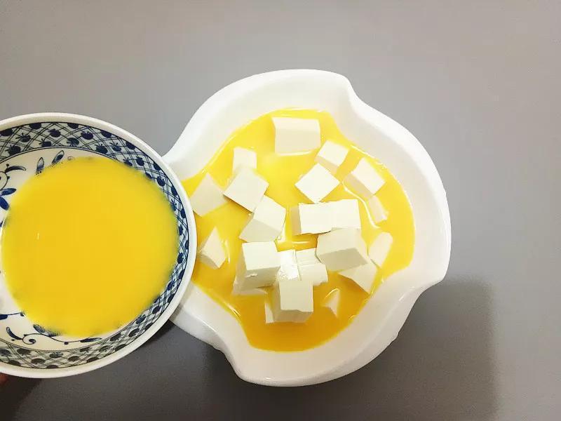 Cách làm đậu phụ hấp tôm trứng mềm mịn, ngọt thơm - 4