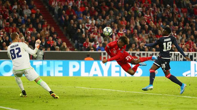 Bayern Munich - Crvena Zvezda: Công phá dữ dội, tam tấu rực rỡ - 1