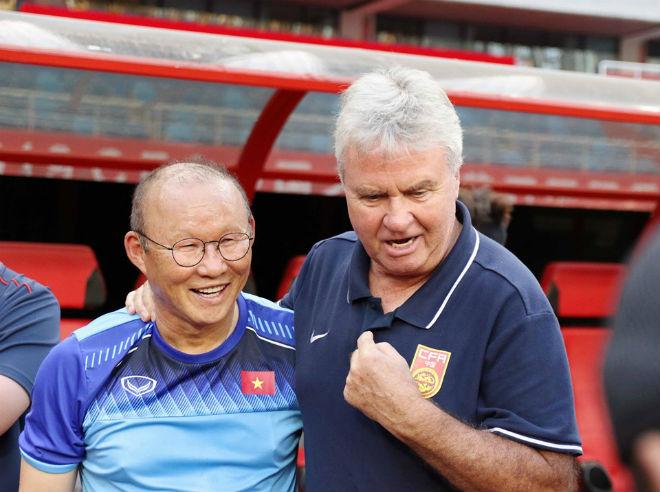"""Sốc: Trung Quốc sa thải """"Phù thủy"""" Hiddink sau khi thua thảm U22 Việt Nam - 1"""