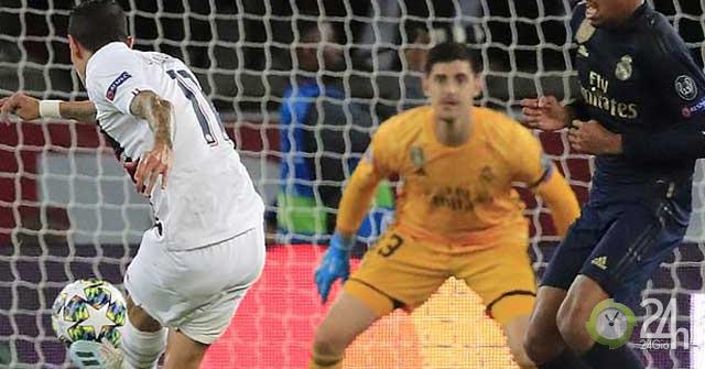 Kết quả bóng đá Cúp C1 PSG – Real Madrid: Người cũ rực sáng, ba bàn khó tin