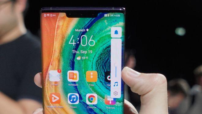 Cận cảnh Huawei Mate 30 Pro: Đẹp không tì vết - 3