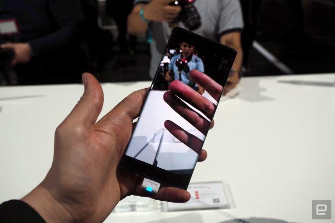 Cận cảnh Huawei Mate 30 Pro: Đẹp không tì vết - 16
