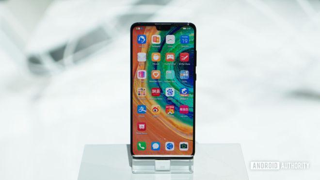 Cận cảnh Huawei Mate 30 Pro: Đẹp không tì vết - 7