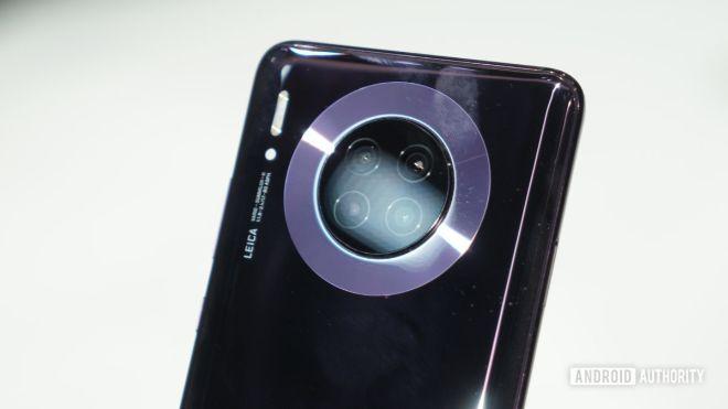Cận cảnh Huawei Mate 30 Pro: Đẹp không tì vết - 6