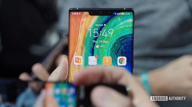 Cận cảnh Huawei Mate 30 Pro: Đẹp không tì vết - 9