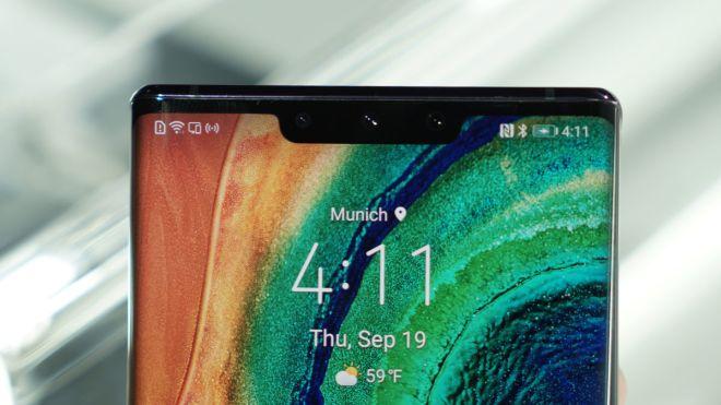 Cận cảnh Huawei Mate 30 Pro: Đẹp không tì vết - 8