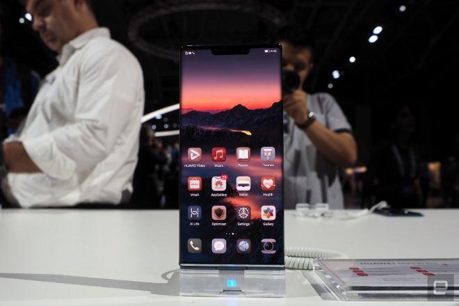 Cận cảnh Huawei Mate 30 Pro: Đẹp không tì vết - 10