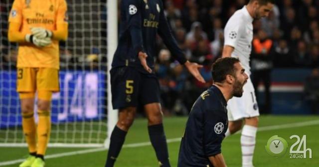 """Real Madrid yếu đủ đường: Huyền thoại đòi """"giật"""" Pogba từ MU vá lỗi-Bóng đá 24h"""