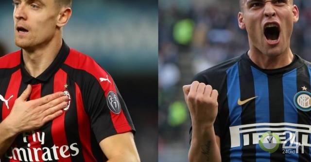 Dự đoán tỷ số vòng 4 Serie A: Inter so tài Milan, Juventus - Ronaldo chờ cướp ngôi-Bóng đá 24h