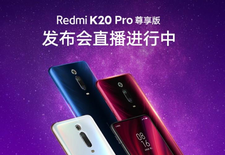 Redmi K20 Pro Premium trình làng với cấu hình siêu khủng - 3