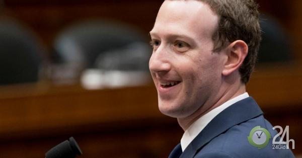 CEO Facebook muối mặt đi gặp riêng các lãnh đạo Nhà Trắng