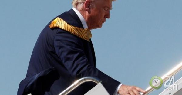 Để xấp tiền 20 đô thò ra khỏi túi quần, ông Trump giải thích lý do khiến ai cũng gật gù tán thưởng-Thế giới
