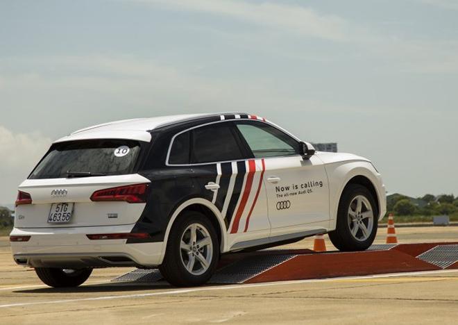 Audi Việt Nam triệu hồi hơn 20 chiếc SUV Q5 vì lỗi hệ thống phanh chính - 2