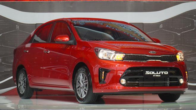 Bảng giá xe Kia Soluto mới nhất, giảm giá trực tiếp 10 triệu đồng khi mua xe