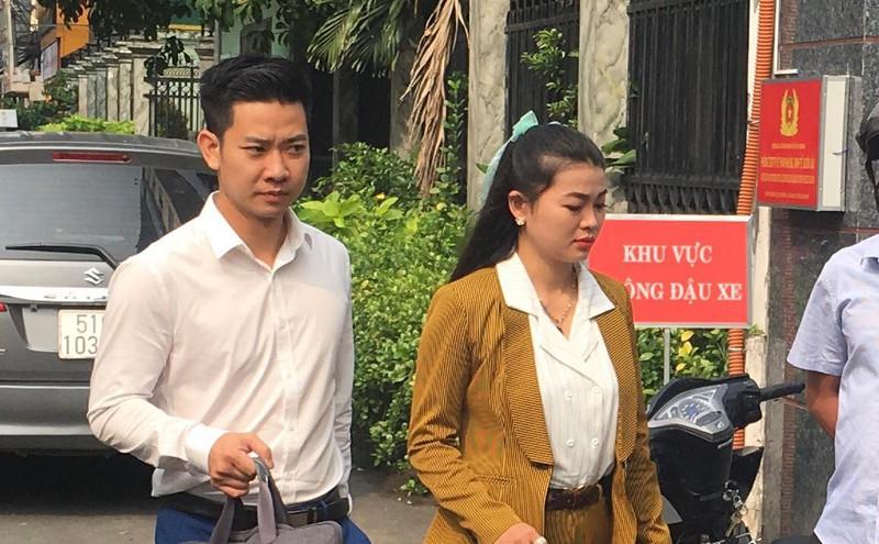 Giám đốc đối ngoại Alibaba đến trụ sở công an làm việc - 3