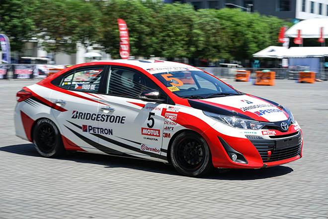 Toyota rao bán dòng xe đua Vios cho khách hàng thị trường Philippines - 6