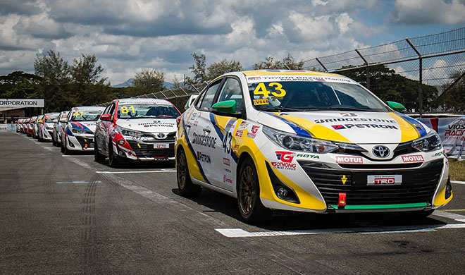 Toyota rao bán dòng xe đua Vios cho khách hàng thị trường Philippines - 3