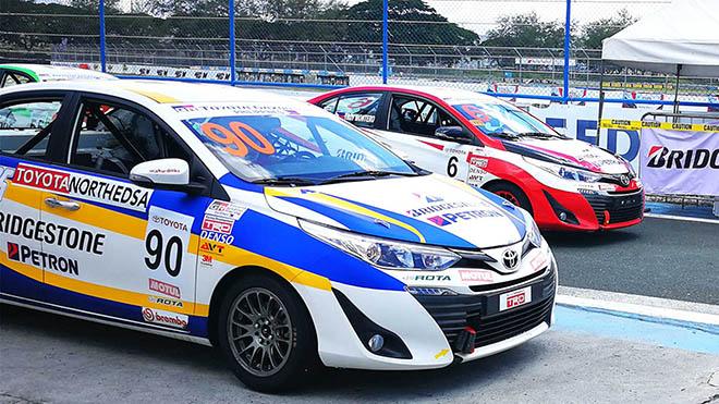 Toyota rao bán dòng xe đua Vios cho khách hàng thị trường Philippines - 4