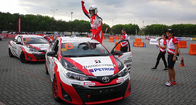 Toyota rao bán dòng xe đua Vios cho khách hàng thị trường Philippines - 2