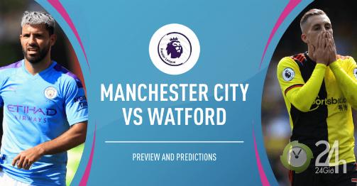 Nhận định bóng đá Man City - Watford: Mồi ngon khó cưỡng, giải sầu sau cú sốc (Vòng 6 Ngoại hạng Anh)