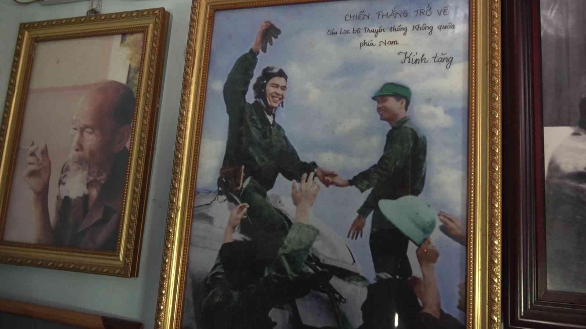 Những hình ảnh bình dị giữa đời thường của đại tá bắn rơi 7 máy bay Mỹ