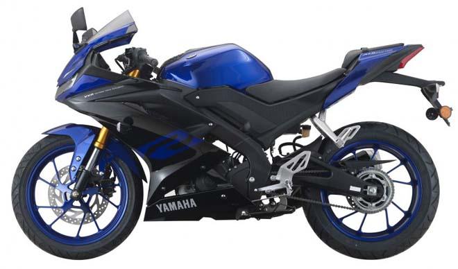 """Sportbike """"ăn khách"""" YZF-R15 2019 thêm màu mới, giá không đổi"""
