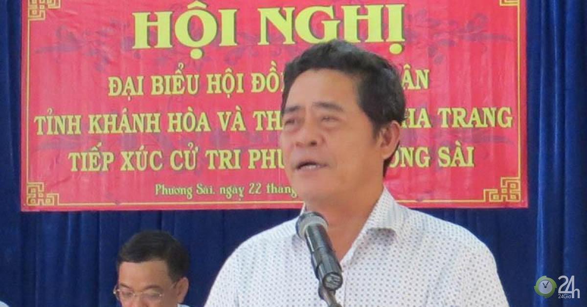 Bí thư Khánh Hòa phủ nhận tin xin nghỉ hưu trước tuổi - Tin tức 24h