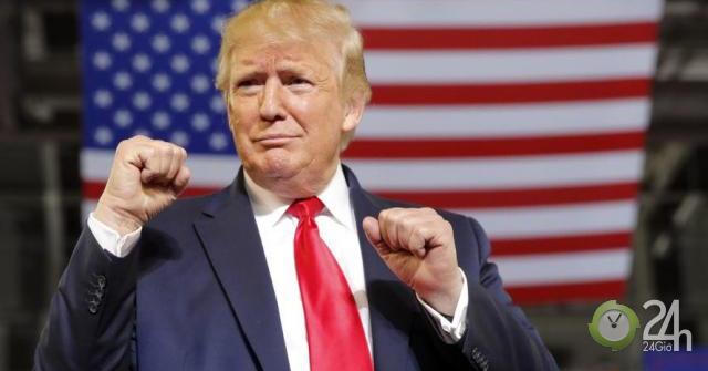 Trump: Mỹ có thể lập tức tấn công vào 15 mục tiêu ở Iran-Thế giới