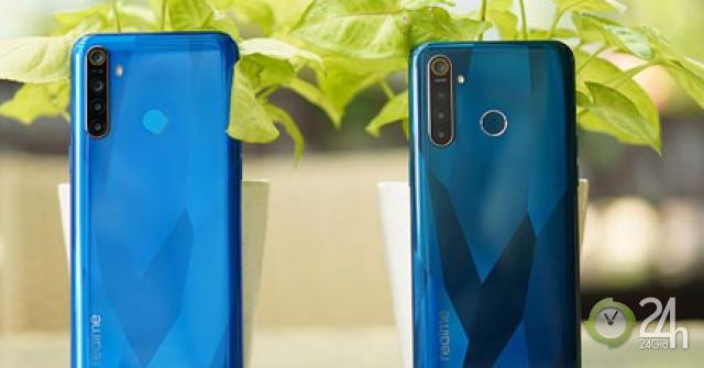 Pro hay không Pro, phiên bản Realme 5 nào sẽ dành cho bạn?