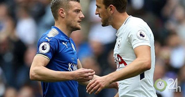 Trực tiếp bóng đá Leicester - Tottenham: Vardy sánh ngang Kane (Vòng 6 Ngoại hạng Anh)-Bóng đá 24h
