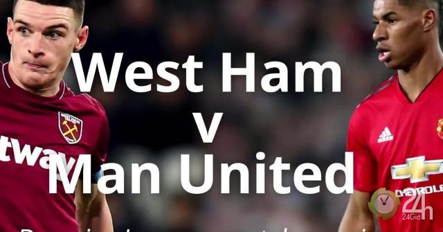 Nhận định bóng đá West Ham – MU: Thời cơ vàng vào top 3, cẩn thận cạm bẫy