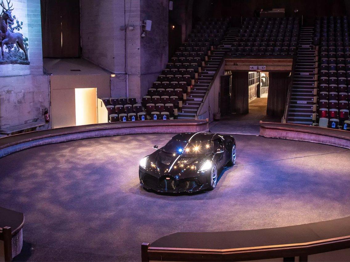 """""""Lác mắt"""" trước vẻ đẹp """"hầm hố"""" của siêu xe đắt nhất thế giới - 3"""