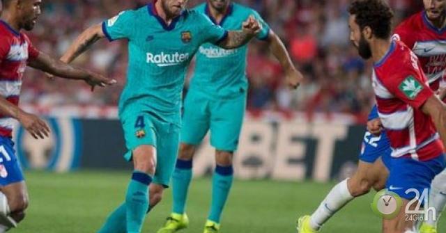 Barca sa lầy Liga: Bom tấn lạc nhịp, hậu Messi liệu có hơn Real-Ronaldo?