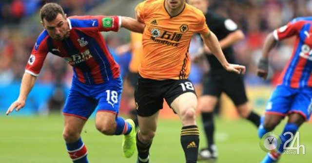 Video highlight trận Crystal Palace – Wolves: Công phá quyết liệt, khung thành chao đảo (Vòng 6 Ngoại hạng Anh)