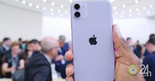 Lý giải vô lý nhưng lại rất hợp lý của 6 màu iPhone 11