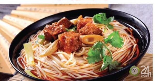 Những món ăn ngon, bổ, rẻ bạn không nên bỏ qua khi đến Trung Quốc
