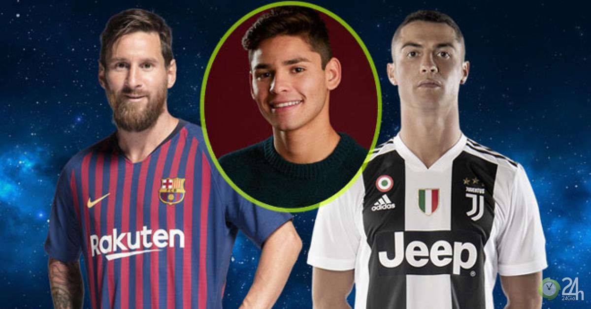 Cậu bé vàng 700 triệu USD ăn đứt Ronaldo - Messi: Hào quang từ 13 cửa tử