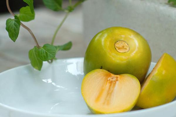 Lợi ích sức khỏe của quả hồng giòn - 2