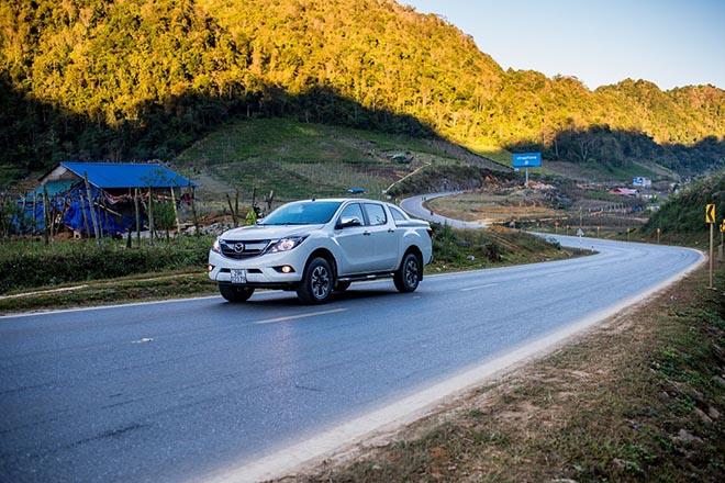Mazda giảm đến 60 triệu đồng cho dòng xe bán tải BT-50 - 1