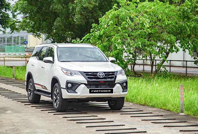 Toyota Việt Nam đồng hành cùng giải đua xe địa hình Việt Nam 2019 - 3