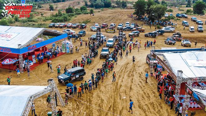 Toyota Việt Nam đồng hành cùng giải đua xe địa hình Việt Nam 2019 - 1