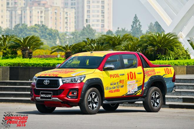 Toyota Việt Nam đồng hành cùng giải đua xe địa hình Việt Nam 2019 - 4