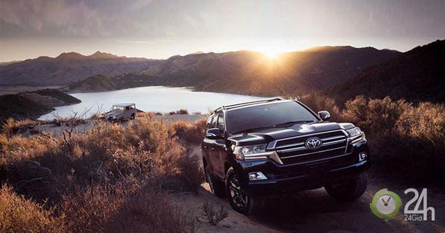 Toyota Land Cruiser đạt mốc 10 triệu xe bán ra sau gần 7 thập kỷ