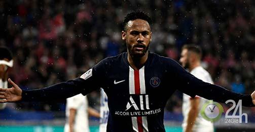 Video highlight trận Lyon - PSG: Neymar lại tỏa sáng, cú đấm phút 87