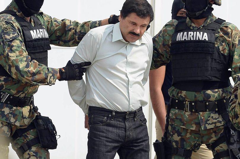 Trùm ma túy El Chapo gửi thư cầu cứu Tổng thống Mexico