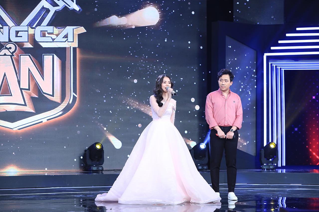 """""""Youtuber triệu view"""" Hương Ly lộ diện xinh đẹp trước hàng triệu khán giả truyền hình - 4"""
