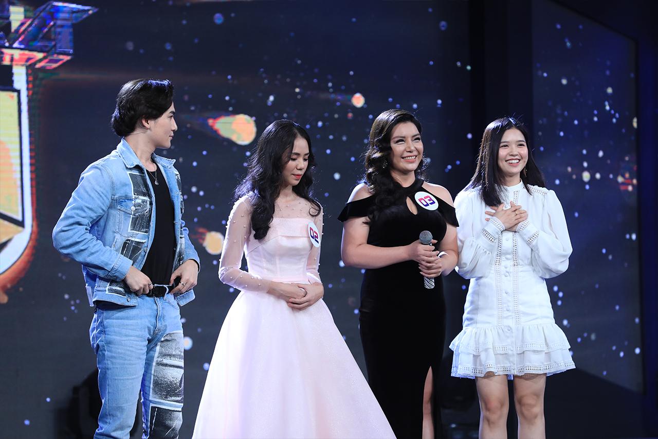 """""""Youtuber triệu view"""" Hương Ly lộ diện xinh đẹp trước hàng triệu khán giả truyền hình - 6"""