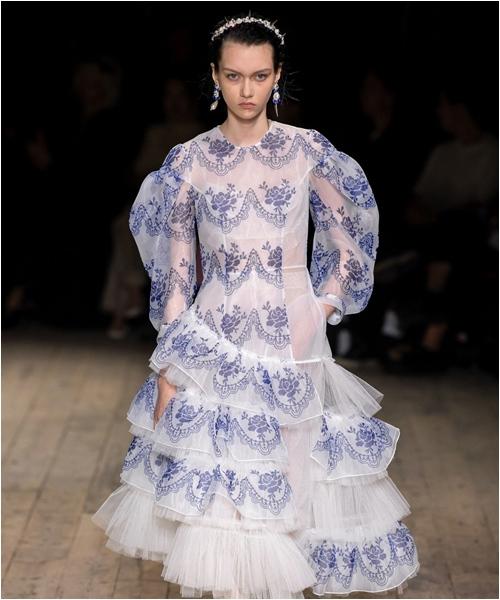 6 bộ sưu tập đỉnh cao nhất của Tuần lễ thời trang London - 5